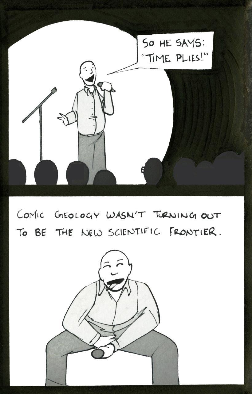 ComicGeology